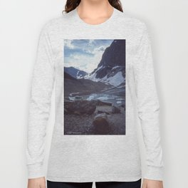 Cavell Glacier Encore Long Sleeve T-shirt