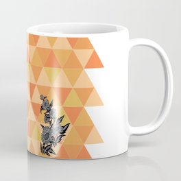 Retro Pattern / Vibrant Day Coffee Mug