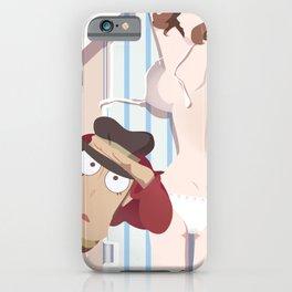Fujiko Mine - Lupin the Third Kawaii Summer iPhone Case