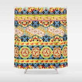 Gypsy Circus Shower Curtain