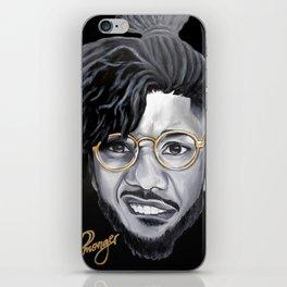 Killmonger iPhone Skin