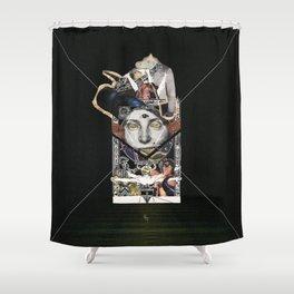 Mama Voodoo Shower Curtain