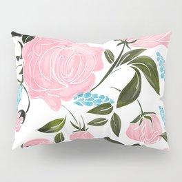 Rosy    Pillow Sham