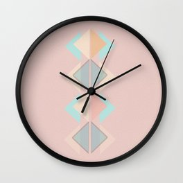 Marshmallow Wall Clock