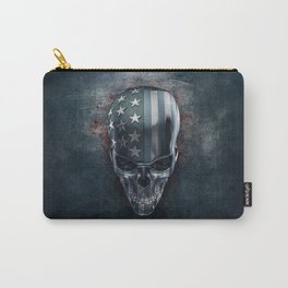 American Horror in Metal Carry-All Pouch