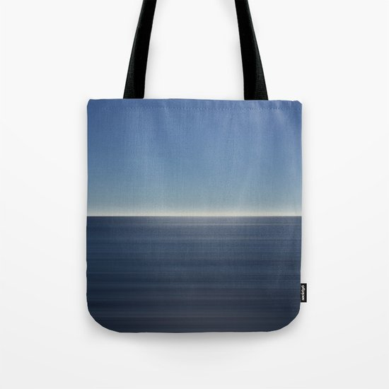 Two colours Tote Bag
