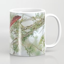 Cocky Cardinal Coffee Mug