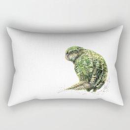 Mr Kākāpō Rectangular Pillow
