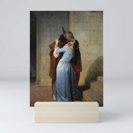Francesco Hayez, The Kiss, 1859 Mini Art Print