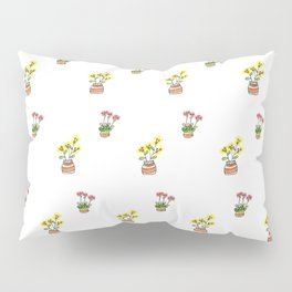 Two Peas in a Pot Pillow Sham