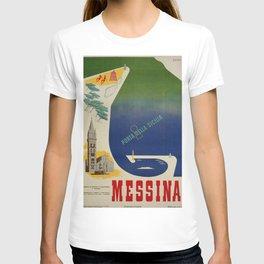 Messina port of Sicily T-shirt