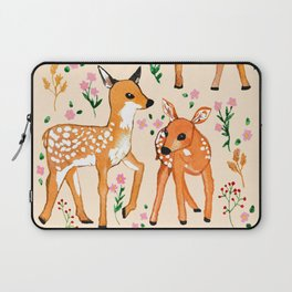 Deer Collection Warm Palette Laptop Sleeve