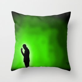 Honey, You Should See Me in a Crown Throw Pillow