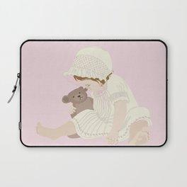 BABY GIRL PINK Laptop Sleeve