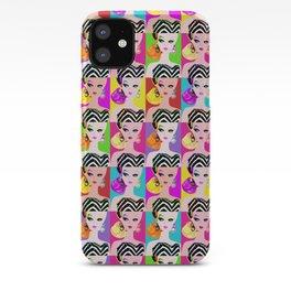 Pop Art Barbie iPhone Case
