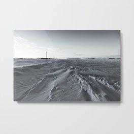 Country Road 3 Metal Print
