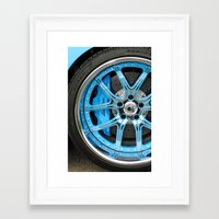 lamborghini Framed Art Prints featuring Lamborghini by Captive Images Photography