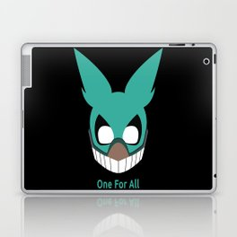 One For All Laptop & iPad Skin