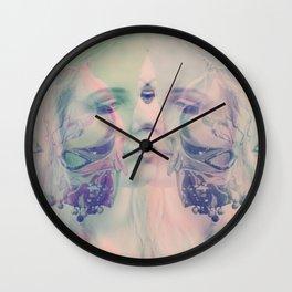 KALEIDOSCOPIC DREAMS Wall Clock