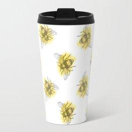 i'd like to be a busy little bee Travel Mug