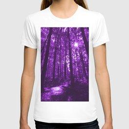 Shenandoah Violet T-shirt