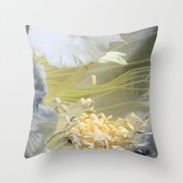 Cactus Flower - Fluff N Stuff Throw Pillow