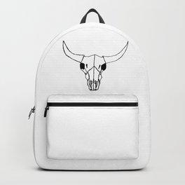 Minimalist Steer Backpack
