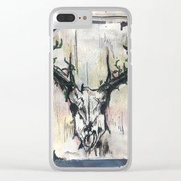 Sovereignty Clear iPhone Case