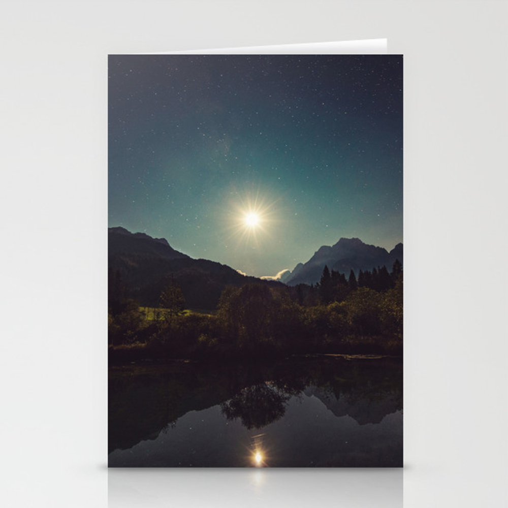 Glow Moon Stationery Cards by Glowing CRD8024177