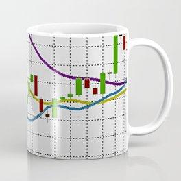 Indicator Alligator on white Coffee Mug