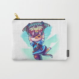 Cosplay Kittens - Kitten of The Wild Carry-All Pouch