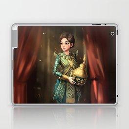 Khmer Masked Dance Laptop & iPad Skin