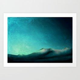 Landscape : Bolivia Art Print