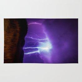Foothills Lightning Rug