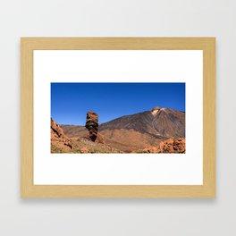 Teide National Park Framed Art Print