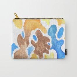 170623 Colour Shape Watercolor 20 Carry-All Pouch