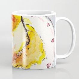 Flan Coffee Mug