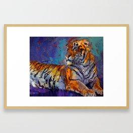 Ramah Framed Art Print