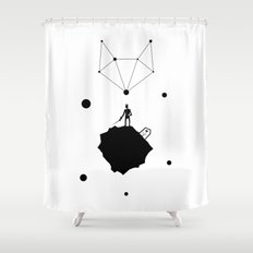 The Not So Little Prince Anymore Shower Curtain