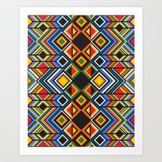 TINDA 2 Art Print