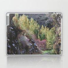 The Cave. Retro Laptop & iPad Skin