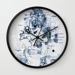 Zihni Wall Clock