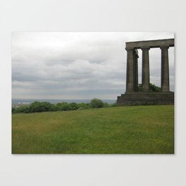 View of the Folly Canvas Print