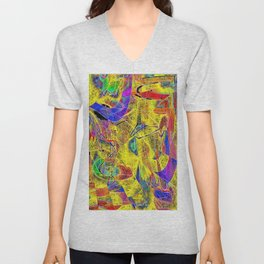 Whispers & Speculation Unisex V-Neck