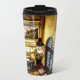 Mission Inn In Riverside CA Travel Mug