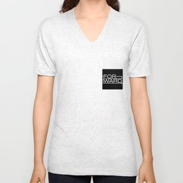 Forward Unisex V-Neck