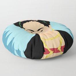 Frida Khalo | Bad Ass Women Series Floor Pillow