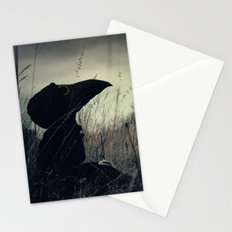 Thoughtful Plague Stationery Cards