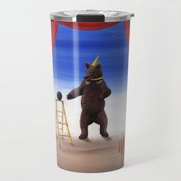 """Sideshow #2"" Travel Mug"