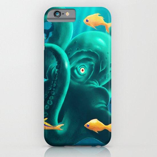 Octopus iPhone & iPod Case